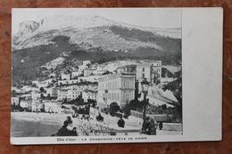 MONACO - LA CONDAMINE - TETE DE CHIEN - La Condamine