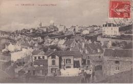 Bp - Cpa GRANVILLE - Le Quartier D'Hérel - Granville