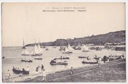 Martinique - Fort De France - Régates - Antilles