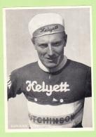André DARRIGADE - Equipe HELYETT HUTCHINSON - Lire Descriptif - Cycling