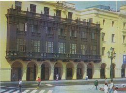 Mint Post Card - Peru