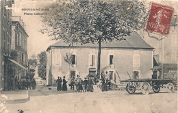 Cpa 46Souillac Place Laborie - Souillac
