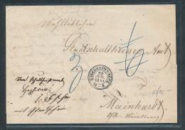 Kirchheim Brief Teil.... (oo3197  )  .....-siehe Scan Vergrößert - Wurttemberg