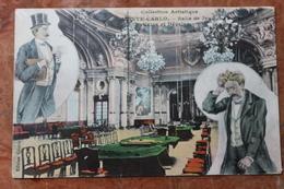 MONACO - MONTE CARLO SALLE DE JEU - VEINE ET DEVEINE - COLLECTION ARTISTIQUE - Monte-Carlo