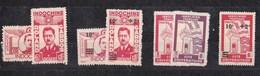 Indochine N 274 à 280** - Indochine (1889-1945)