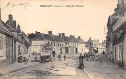 80-ROLLOT- PLACE DU MERCHE - France