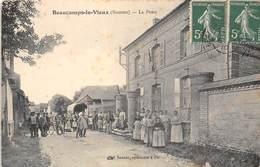 80-BEAUCAMPS-LE-VIEUX- LA POSTE - France