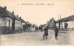 80-AVELUY- ROUTE D'ALBERT, ALBERT ROAD - France