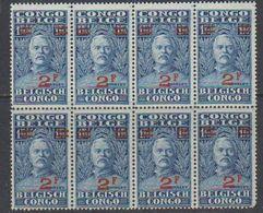 Belgisch Congo 1931 Stanley Ovptd 2F Op 1,75 F (bl Van 8) ** Mnh (38941G) - Belgisch-Kongo