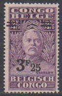 Belgisch Congo 1931 Stanley Ovptd 3.25F Op 2.75F  ** Mnh (38941K) - Belgian Congo