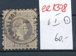 Österreich -Lev. Nr. 6 Io   (ee1378  ) Siehe Scan - Levante-Marken