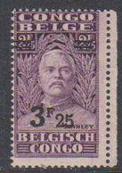 Belgisch Congo 1931 Stanley Ovptd 3.25F Op 2.75F  ** Mnh (38941M) - Belgisch-Kongo