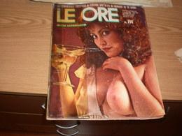 Porno Le Ore - Libri, Riviste, Fumetti
