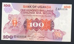 UGANDA : 100 Shilingi - P19b - 1982 - UNC - Uganda
