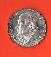 Vaticano  Vatikan Medaglia Papa Pope Giovanni Paolo II° Wojtila - Gettoni E Medaglie