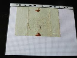 LETTRE POUR ROUEN  -  1806  - - Postmark Collection (Covers)