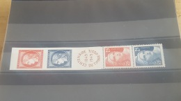 LOT 399859 TIMBRE DE FRANCE NEUF** LUXE N°833A - Unused Stamps