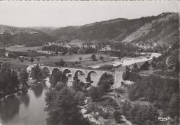 Retournac 43 - Pont De Changues Et Village De Cottier Et De Vousse - 1956 - Retournac