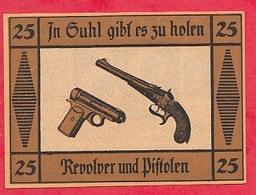 Allemagne 1 Notgeld  25 Pfenning Guhl état  Lot N °1809 - [ 3] 1918-1933 : Weimar Republic