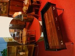 Coiffeuse Acajou Vintage Années 70. - Mobili