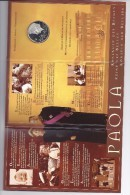 BELGIE - BELGIQUE 250 Frank / 250 Franc Koningin Paola 60 Jaar PROOF-QUALITY In Blister 1997 - 07. 250 Francs