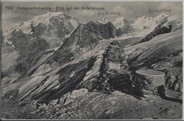 Dreisprachenspitze - Blick Auf Die Ortlergruppe - Photo: Wehrli - GR Grisons