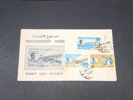 IRAQ - Enveloppe FDC  Du Développement En 1957 - L 17947 - Iraq