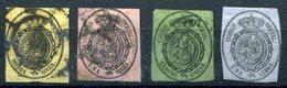 ESPAÑA       Nº  35 / 38    -654 - 1850-68 Kingdom: Isabella II