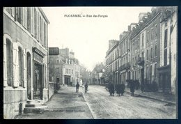 Cpa Du 56 Ploermel Rue Des Forges    Avril18-23 - Ploërmel