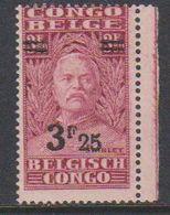 Belgisch Congo 1931 Stanley Ovptd 3.25F Op 3.50F  ** Mnh (38942C) - Belgisch-Kongo