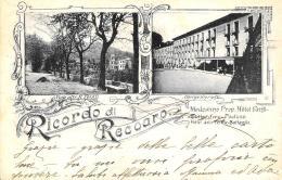 [DC12003] CPA - RICORDO DI RECOARO - PERFETTA - Viaggiata 1899 - Old Postcard - Vicenza
