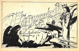 [DC12009] CPA - COMITATO ESECUTIVO PER LE ONORANZE AL SOLDATO IGNOTO - Non Viaggiata - Old Postcard - Militari
