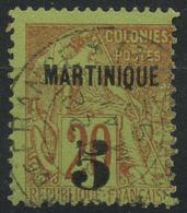 Martinique (1886) N 1 (o) - Martinique (1886-1947)