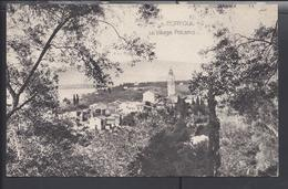 GRECE - CPA 9 - Corfou - Le Village Potamo - Carte A.O.E. - B/TB - - Griekenland