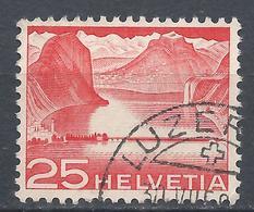 Switzerland 1949. Scott #333 (U) Lake Dam * - Svizzera