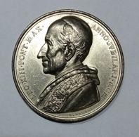 MEDAGLIA - ANNO GIUBILARE - LEONE XIII  ( 1900 ) Metallo Bianco / 40mm ( SI VEDA DESCRIZIONE) - VATICANO - Italia
