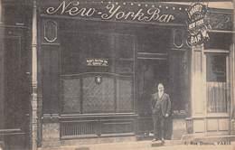 CPA 75 -   PARIS - 5, Rue Daunou - Harry's New York Bar - Distretto: 02