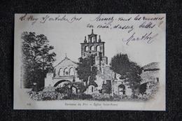 Environs Du PUY - Eglise ST REMY - Le Puy En Velay