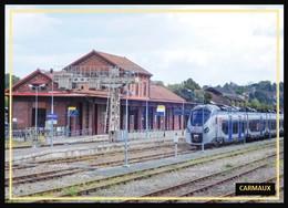 81  CARMAUX   .... La Gare - Carmaux