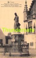 CPA DAMME MONUMENT DE JACQUES VAN MAERLANT - Damme