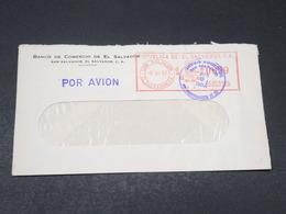 SALVADOR - Affranchissement Mécanique De San Salvador Sur Enveloppe Commerciale En 1957 - L 17971 - Salvador