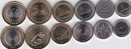 Timor - Set 6 Coins 1 5 10 25 50 100 Centavos 2003 - 2017 UNC Ukr-OP - Timor