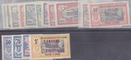 ⭐ Inde - YT N° 59 à 67 Et 68 / 69 Et 70 à 73 ** - Neuf Sans Charnière - 1923 / 1926 ⭐ - Unused Stamps