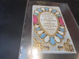 Holy Card Lace, Kanten Prentje - Imágenes Religiosas
