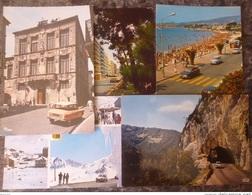 CITROEN AMI 6.LOT DE 17 CARTES POSTALES.TOUTES AVEC DES CITROEN AMI 6. - Voitures De Tourisme
