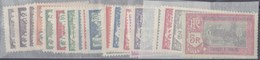Inde N °85 à 104** Sans Les N°s  99-101-102** - India (1892-1954)