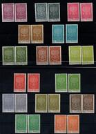 France,1962.La Plus Rare Des Grandes Séries Coloniales.Quelques Séries Connues.Cote 7500€. - Sin Clasificación