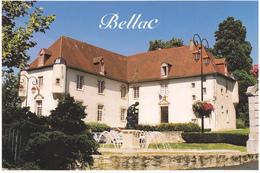 86 BELLAC - VUE UNIQUE / HOTEL DE VILLE, BELLE DEMEURE ANCIENNE DU XVIème Siècle - Francia