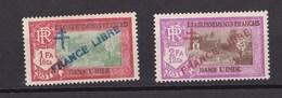 Inde N° 164 Et 165** - India (1892-1954)