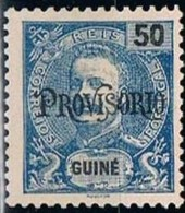 Guiné, 1902, # 87, MH - Guinea Portuguesa